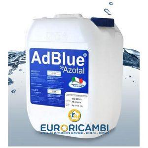 Adblue - Fluidi di scarico motore diesel