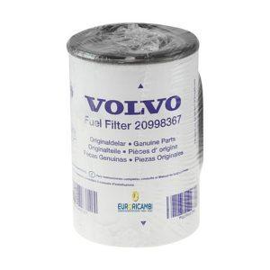 Filtri Volvo